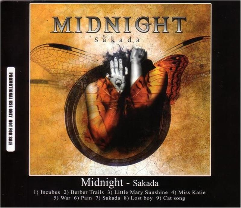 Midnight Sakada promo